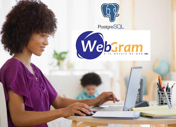 Pourquoi choisir PostgreSQL ? WEBGRAM, meilleure entreprise / société / agence  informatique basée à Dakar-Sénégal, leader en Afrique, ingénierie logicielle, développement de logiciels, systèmes informatiques, systèmes d'informations, développement d'applications web et mobiles