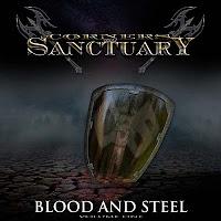 """Το ep των Corners of Sanctuary """"Blood And Steel: Volume One"""""""