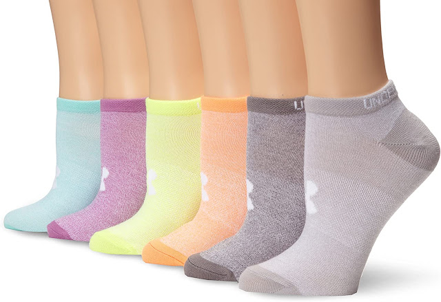 Under Armour No Show Women's Socks