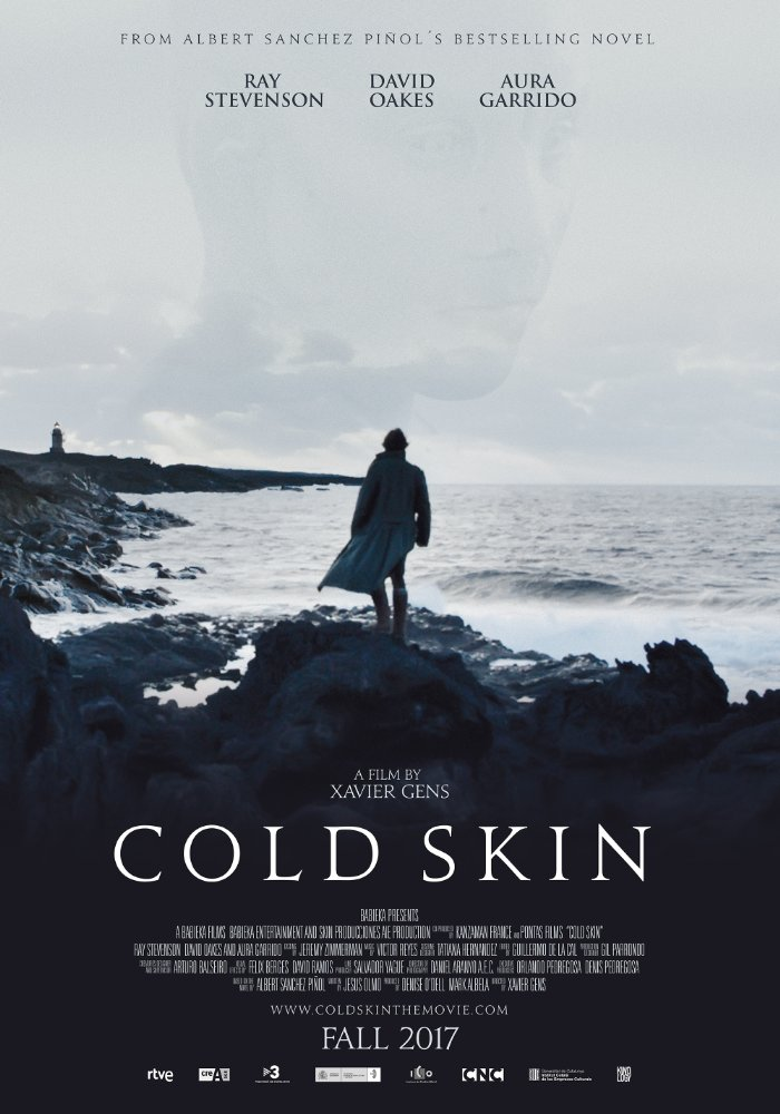 HOLLYWOOD SPY: FANTASY MONDAY: NEW 'COLD SKIN' PERIOD SET ...