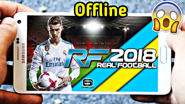 Download Real Football 2018 Android Offline Best Graphics