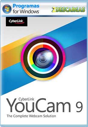 Descargar YouCam 9 full español mega y google drive /