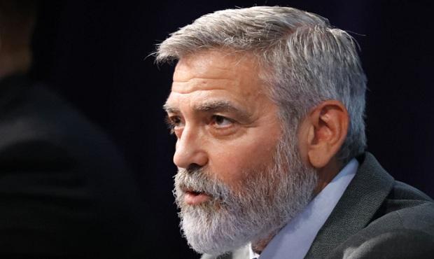 George Clooney presenta el tráiler de su primera película para Netflix