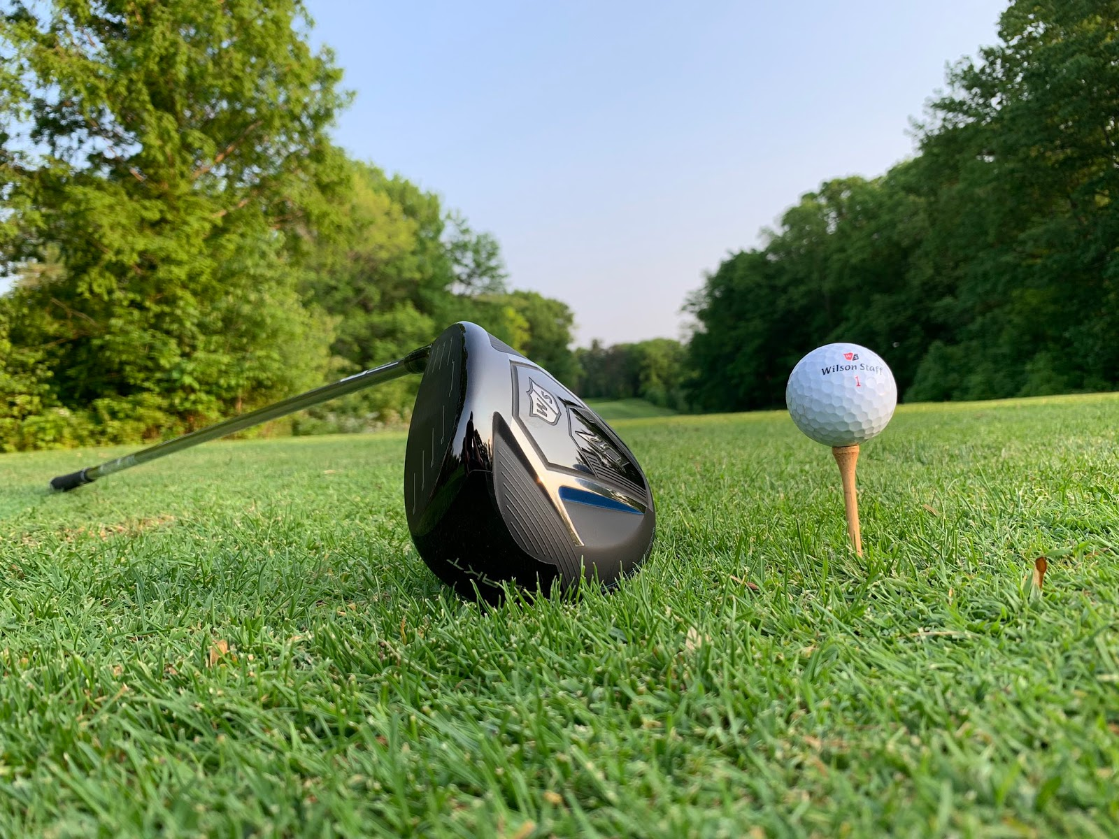 The #1 Writer in Golf: Wilson Golf D7 Driver Review: PGAPappas 12 ...
