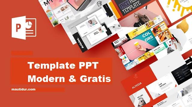 Template PPT Modern