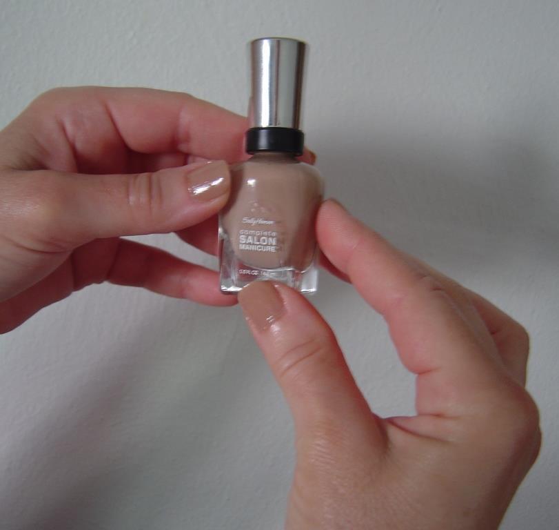 Sally Hansen #841 Pink Sand nail polish.jpeg
