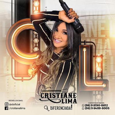 Cristiane Lima - A Diferenciada - Promocional - 2019