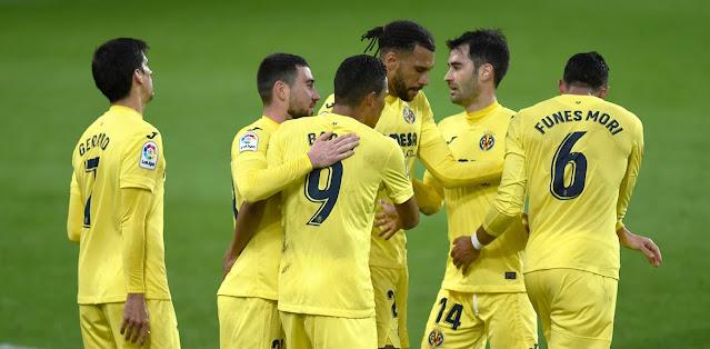 Eibar vs Villarreal – Highlights