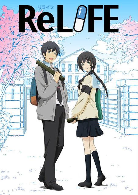 ReLIFE: Avance de los cuatro episodios que le pondrán final al anime