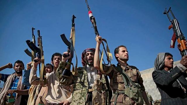 Pemberontak Houthi