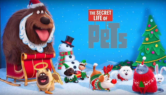 THE SECRET LIFE OF PETS (2016) TAMIL DUBBED HD