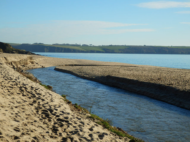 Beach at Carlyon Bay, Cornwall