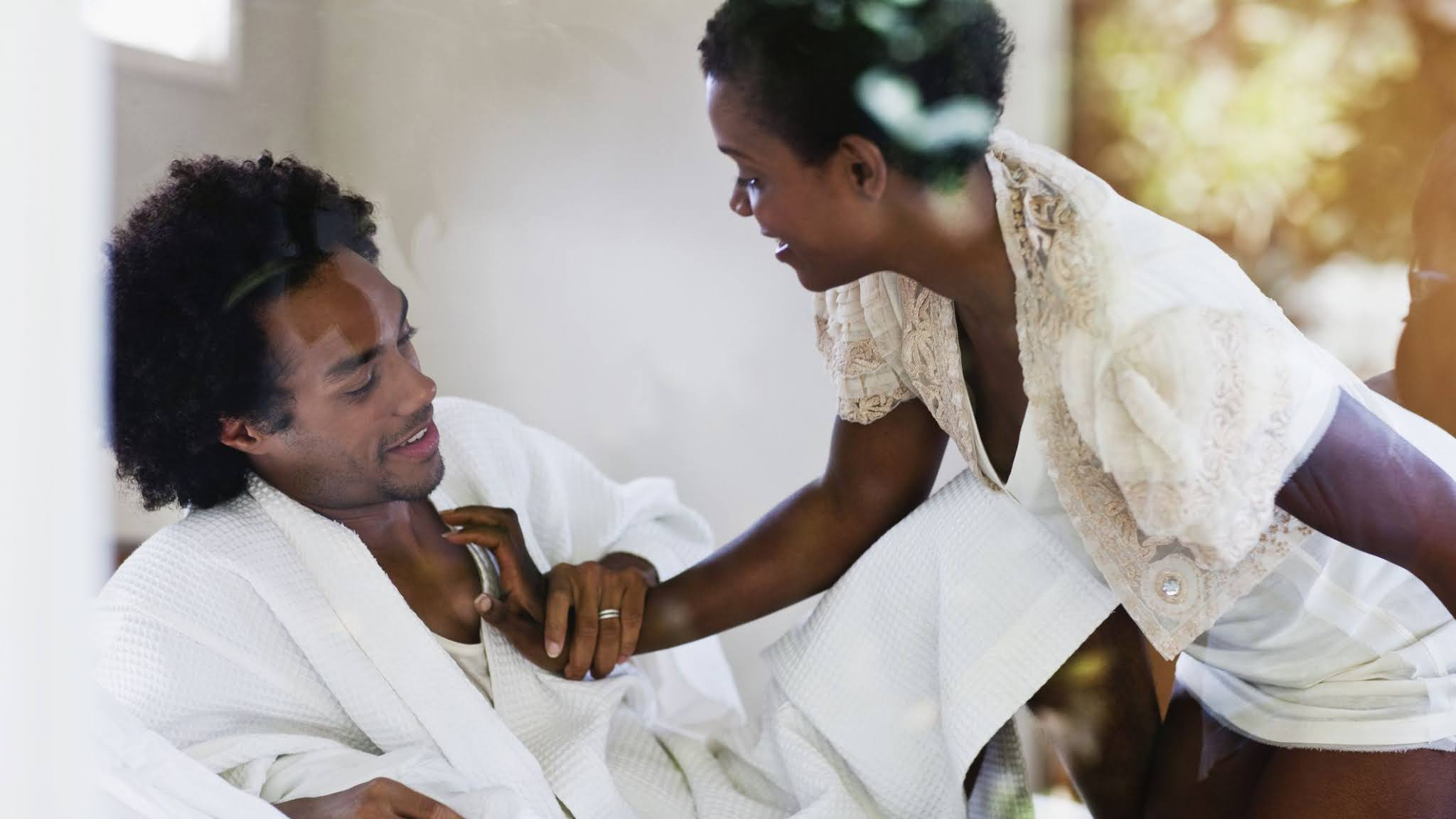 13 Things Every Man Is Dying To Hear From His Woman