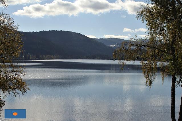 lago di Titisee - foresta nera