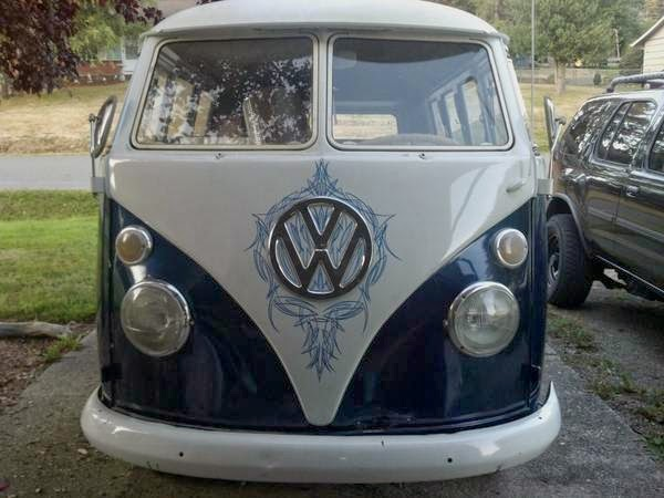 1967 Vw Bus The Owner Losing His Passion Vw Bus Wagon