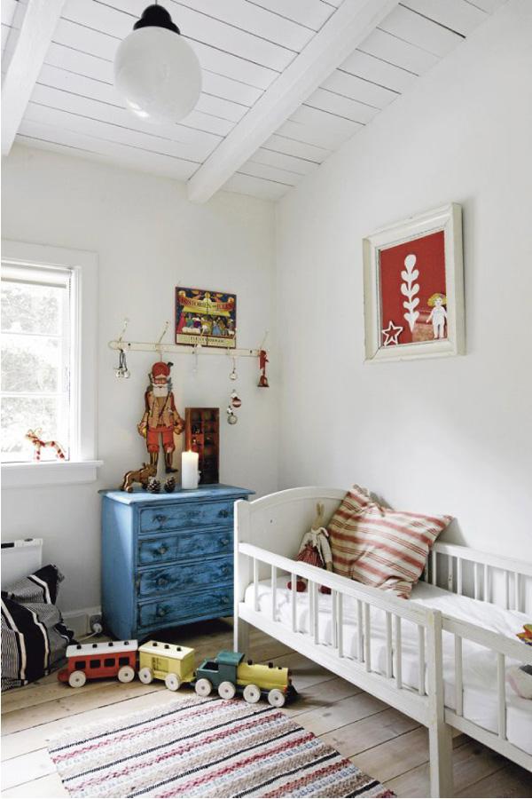 Una casa svedese a natale blog di arredamento e interni for Arredamento svedese