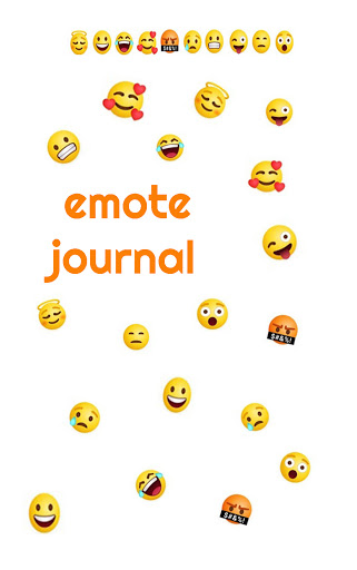 GNL Journal - circle your emotion, write about it.