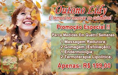 Promoção Outono