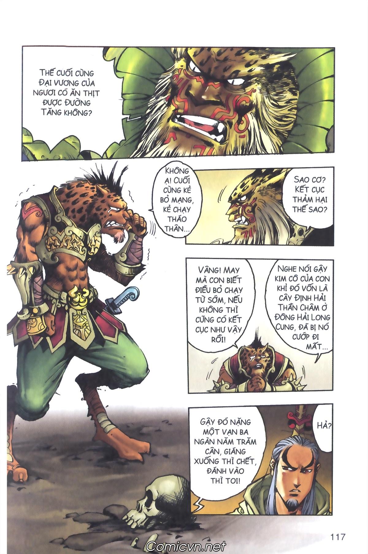 Tây Du Ký màu - Chapter 117 - Pic 27