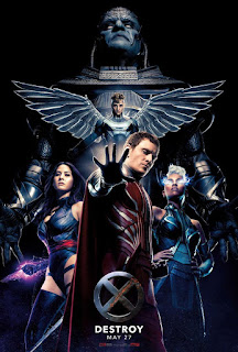 Download Film X-Men Apocalypse (2016) HDTC Subtitle Indonesia
