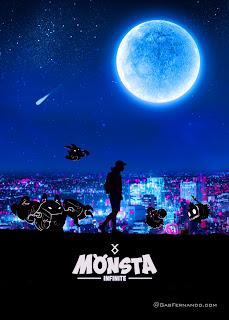 Monsta Infinite - Here we come!