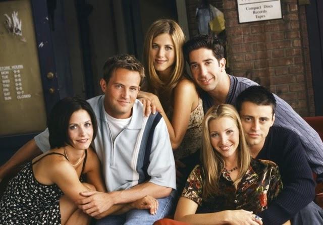 ¿Estás con ganas de Friends? Warner Channel trae un maratón de su quinta temporada