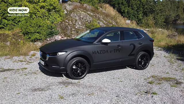 مازدا ستعرض أول سيارة كهربائية لها في معرض طوكيو للسيارات