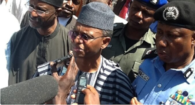 """Self disappointed Governor El-Rufai cries out in a video on the killings and insecurity in his state, """"chief security officers are in name no action"""" (VIDEO)"""