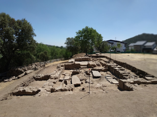 Visigothic church discovered in the Sierra de Madrid