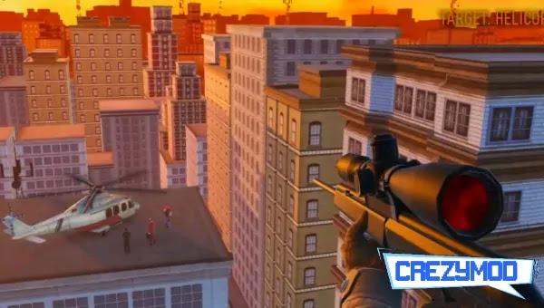 Sniper 3d assassin v3.25.2 Mod Menu apk