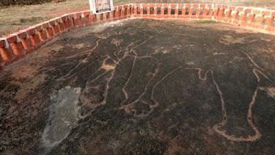 Πετρογλυφικά στην Ινδία «δείχνουν» την ύπαρξη ενός εντελώς άγνωστου αρχαίου πολιτισμού
