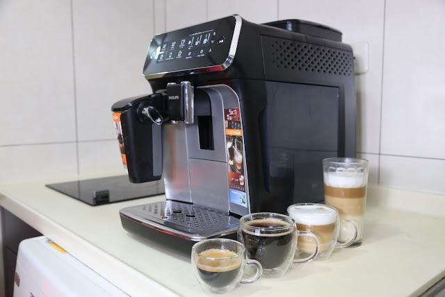 [生活] [咖啡] PHILIPS 飛利浦 Omnia EP3246 全自動義式咖啡機開箱心得 + 淺口袋方案介紹;創新 LatteGo 奶泡系統享受更簡單的雲朵咖啡體驗