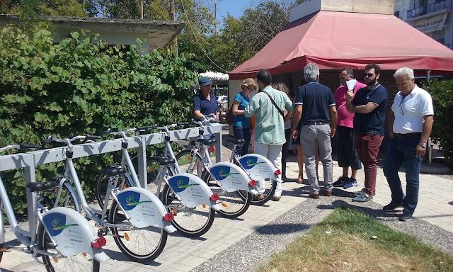 Ήγουμενίτσα: Η Ηγουμενίτσα είναι πόλη φιλική προς τα ποδήλατα (ΦΩΤΟ)