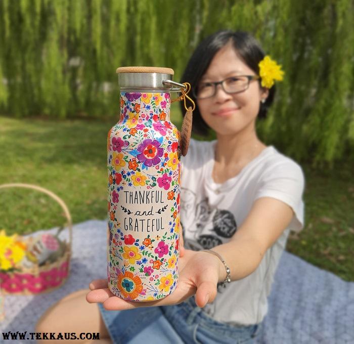 Natural Life Travel Bottle