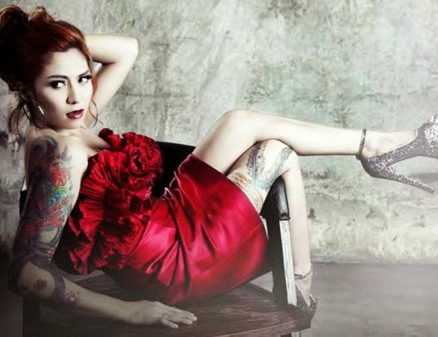 tattoos for women to impress men