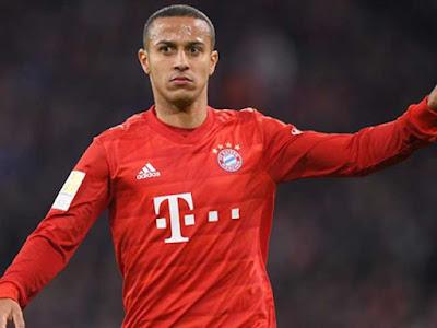 """Liverpool sắp mua xong """"bom tấn"""" Thiago giá 926 tỷ đồng, Bayern nói gì?"""