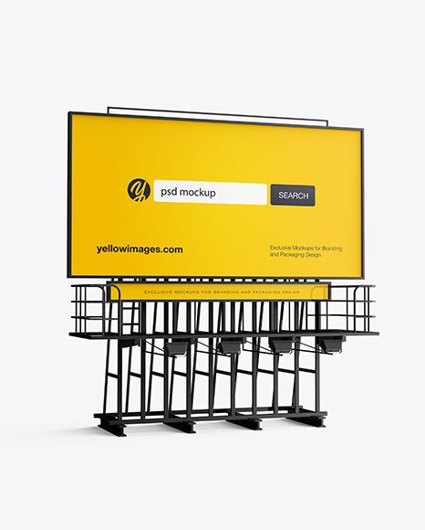 Download Printable Food Packaging Template Yellow Images