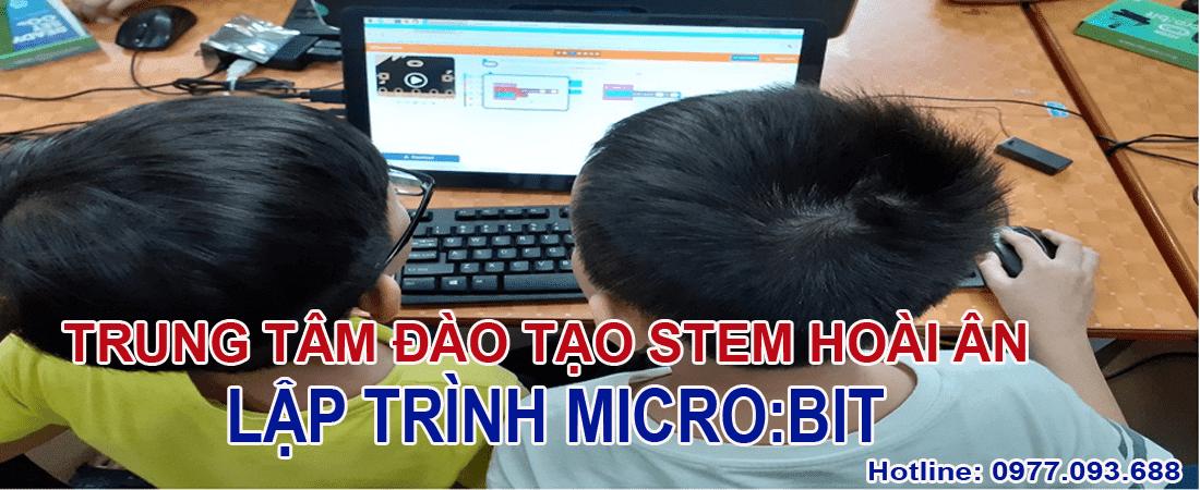 Lập trình microbit