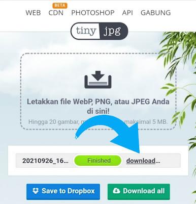 Cara Mengecilkan Ukuran Foto JPG Menjadi 100kb Secara Online di HP