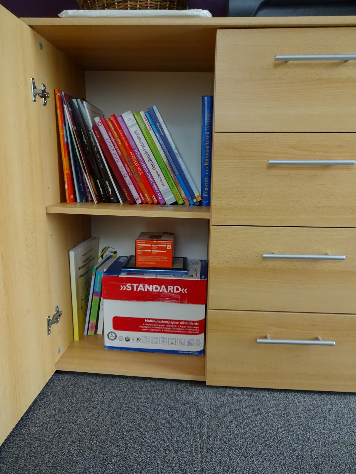 Ein Traumhaus für Familie S.: Haustour - Mein kleines Arbeitszimmer ...