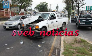 Persecucion en carretera Xalapa-Veracruz altura Las Trancas