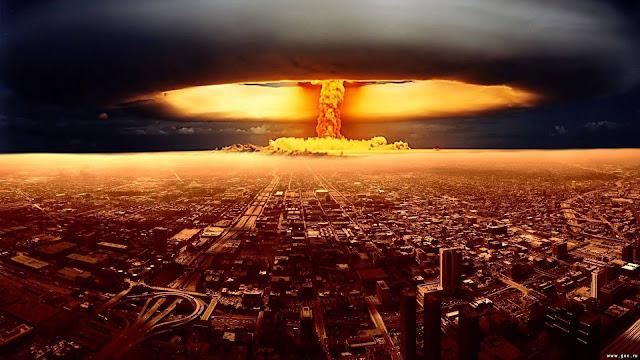 Atom Bombası Görseli