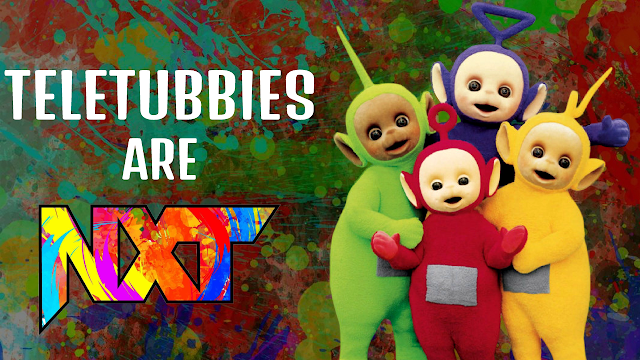 Teletubbies are NXT