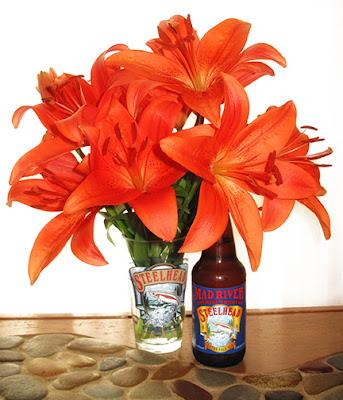 micro-brews and American Grown flowers