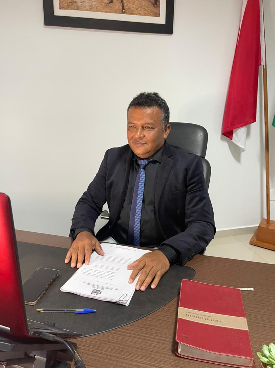 Projeto de Lei para o desenvolvimento e fortalecimento da aquicultura em Parauapebas é apresentado por Elias da Construforte.