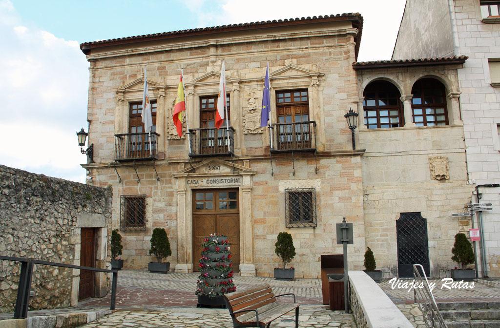Ayuntamiento de San Vicente de la Barquera
