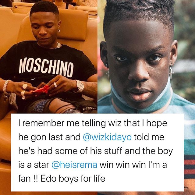 """Skales  Says """"Wizkid Told Me Rema Is A Star When I Said I Hope He Will Last"""""""