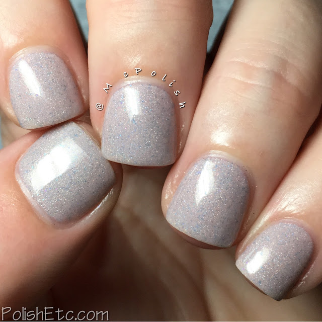 Awesome Sauce Indie Box - The Cake Box - McPolish - Frost Yourself by Ever After Polish
