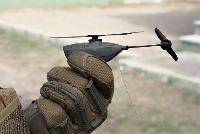 El EZAPAC incorpora la aeronave más pequeña del Ejército del Aire