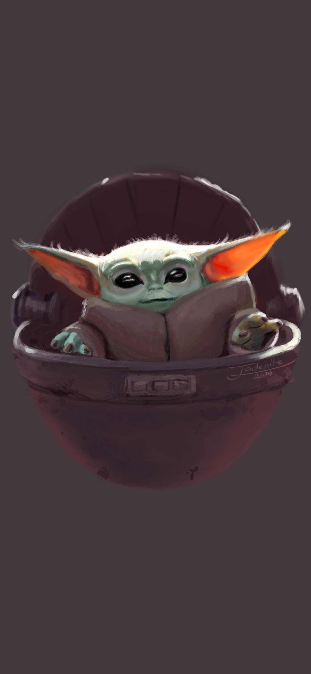 Baby Yoda Iphone Wallpaper Xr